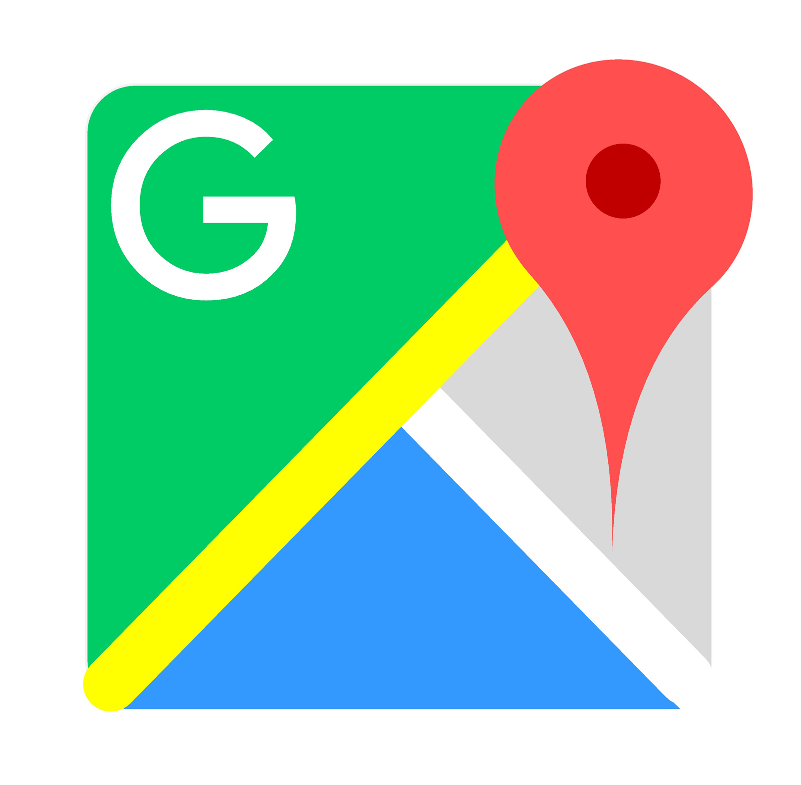 The app icon for Google Maps